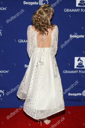 """Editorial photo of 56th Annual GRAMMY Awards - 16th Annual GRAMMY Foundation Legacy Concert â?"""" Arrivals, Los Angeles, USA - 23 Jan 2014"""