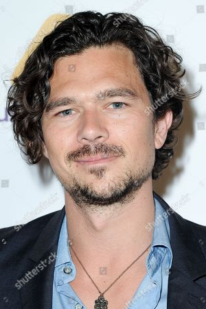 Luke Arnold attends the 5th Annual Australians in Film Awards held at NeueHouse Hollywood, in Los Angeles