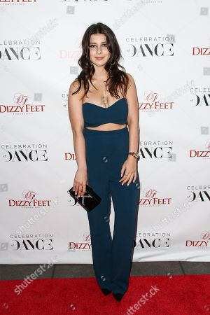 Stock Image of Kathrine Herzer attends The Dizzy Feet Foundation's 5th Annual Celebration of Dance Gala held at Club Nokia, in Los Angeles