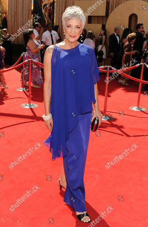 SEPTEMBER 18: Randee Heller arrives at the Academy of Television Arts & Sciences 63rd Primetime Emmy Awards at Nokia Theatre L.A. Live on in Los Angeles, California