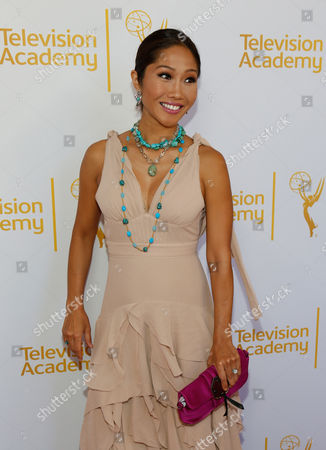 Stock Photo of Julie Chang arrives at the Television Academy's 66th Los Angeles Area Emmy ? Awards on at The Leonard H. Goldenson Theater in the NoHo Arts District in Los Angeles