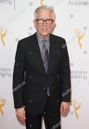Fritz Coleman arrives at the L.A. Area Emmy Awards presented at the Television Academy's new Saban Media Center, in the NoHo Arts District in Los Angeles