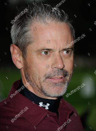 C. Thomas Howell arrives at the 6th Annual George Lopez Celebrity Golf Classic at the Lakeside Golf Club on in Toluca Lake, Calif