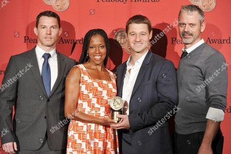 Editorial image of 72nd Annual Peabody Awards, New York, USA - 20 May 2013