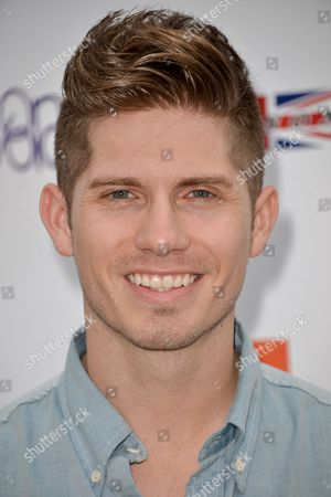 Jake Whetter arrives at the 7th Annual Kidstock Music and Art Festival at the Greystone Mansion on Sunday, June2, 2013 in Beverly Hills, Calif