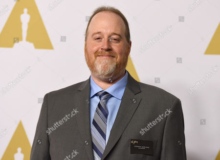 Editorial picture of 88th Academy Awards Nominees Luncheon - Arrivals, Beverly Hills, USA - 8 Feb 2016