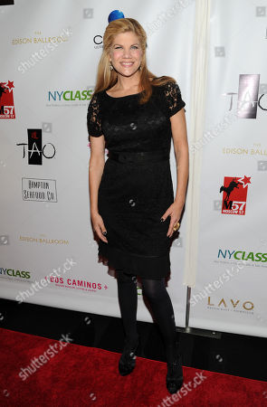 Actress Kristen Johnston attends A Night of New York Class gala benefit to help ban New York City carriage horses on in New York