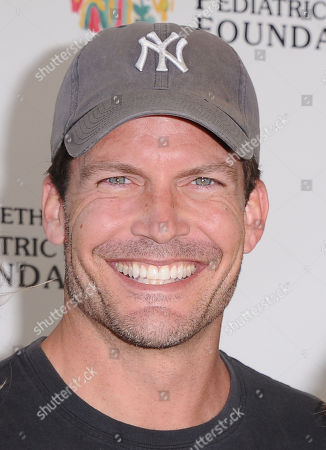 Mark Deklin attends A Time for Heroes celebrity picnic on in Los Angeles