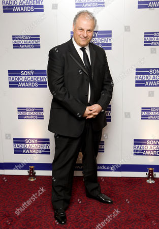 Editorial photo of The Sony Radio Academy Awards at the Grosvenor Hotel, London, Britain - 11 May 2009