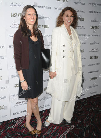 Starlite Melody Randall and her mother Marisa Berenson