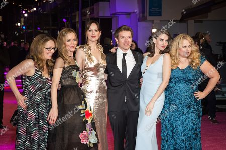 Editorial image of Britain How To Be Single Premiere, London, United Kingdom - 9 Feb 2016