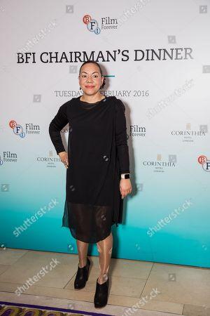 Editorial photo of Britain Hugh Grant awarded BFI Fellowship, London, United Kingdom - 23 Feb 2016