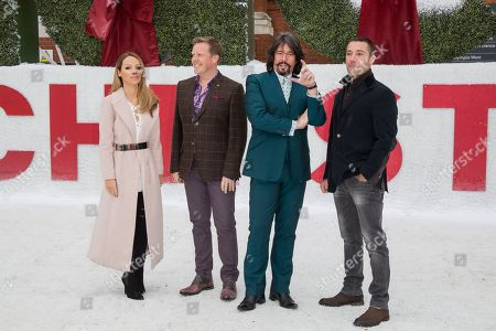 Editorial picture of Britain Ideal Home Show Christmas Launch, London, United Kingdom - 25 Nov 2015