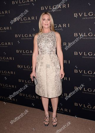 Stock Picture of Actress Elizabeth Rohm attends the BVLGARI Decades of Glamour Oscar Party at Soho House on in West Hollywood, Calif