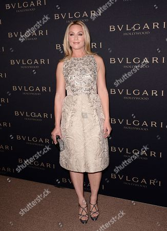 Stock Photo of Actress Elizabeth Rohm attends the BVLGARI Decades of Glamour Oscar Party at Soho House on in West Hollywood, Calif