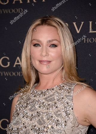 Stock Image of Actress Elizabeth Rohm attends the BVLGARI Decades of Glamour Oscar Party at Soho House on in West Hollywood, Calif