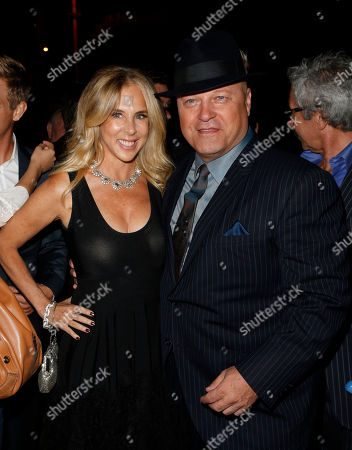 Editorial image of CBS 2012 Fall Premiere Party, West Hollywood, USA - 18 Sep 2012