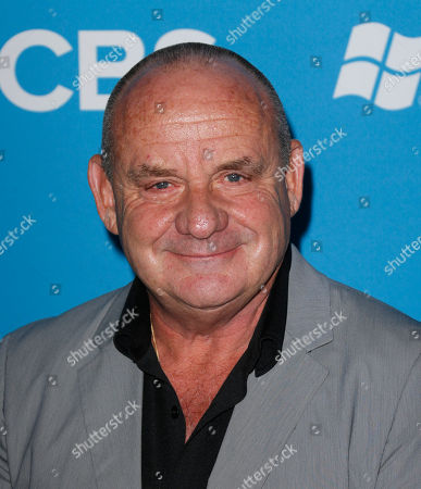 Paul Guilfoyle attends the CBS 2012 Fall Premiere Party at Greystone Manor on in West Hollywood, Calif