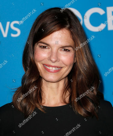 Jeanne Tripplehorn attends the CBS 2012 Fall Premiere Party at Greystone Manor on in West Hollywood, Calif
