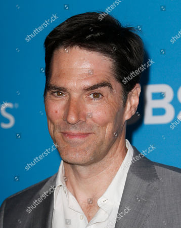 Thomas Gibson attends the CBS 2012 Fall Premiere Party at Greystone Manor on in West Hollywood, Calif