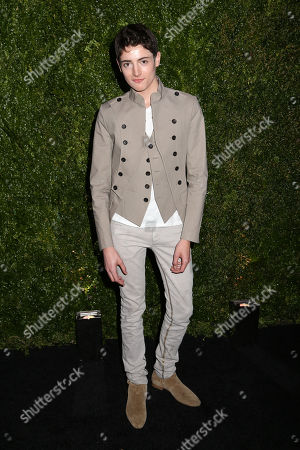 Stock Image of Harry Brandt attends the CHANEL Tribeca Film Festival Artists Dinner at Balthazar on in New York