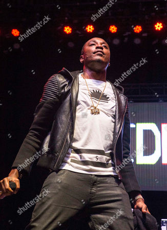 Editorial picture of Chiddy Bang In Concert - , Atlanta, USA - 5 Dec 2014