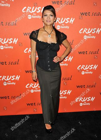 Nia Peeples arrives at the launch party for Crush by ABC Family at The London Hotel on in West Hollywood, Calif