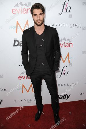 Nick Bateman arrives at the Daily Front Row's Fashion Los Angeles Awards held at Sunset Towers Hotel, in West Hollywood, Calif