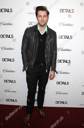 Christian Madsen arrives at the DETAILS Hollywood Mavericks Party hosted by Dan Peres at Soho House, in West Hollywood, Calif