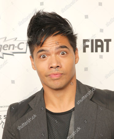 Stock Photo of Dominic D-Trix Sandoval attends the DanceOn Ultimate Spotlight Event at Los Angeles Convention Center on in Los Angeles