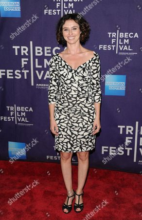 "Stock Photo of Filmmaker Neta Zwebner-Zailbert attends the ""Dancing In Jaffa"" premiere during the 2013 Tribeca Film Festival on in New York"