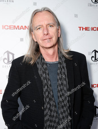 Scott Hicks attends the DeLeon Tequila special screening of The Iceman at the Arclight on in Los Angeles