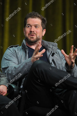 Producer Seth Gordon attends the Disney/ABC Television Group's 2013 Summer TCA panel at the Beverly Hilton Hotel on in Beverly Hills, Calif