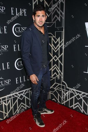 Musician Chris Arena attends the 5th Annual ELLE Women in Music Celebration at theAvalon on in Hollywood, California