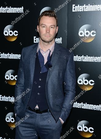 Mark Hildreth attends the Entertainment Weekly and ABC network upfront party, in New York