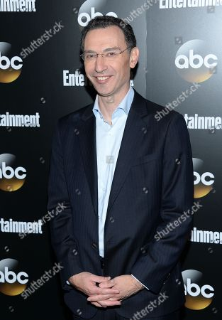 ABC Entertainment Group president Paul Lee attends the Entertainment Weekly and ABC network upfront party, in New York