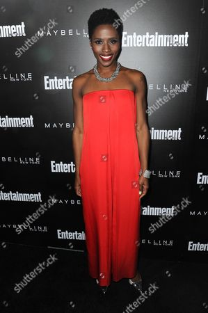 Actress Sola Bamis attends Entertainment Weekly's Celebration Honoring Nominees for the SAG Awards held at Chateau Marmont, in Los Angeles