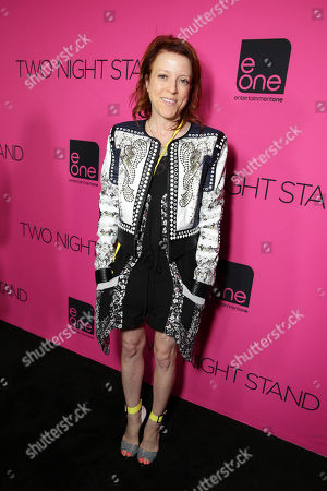 "Lauren Selig seen at eONE Films US Los Angeles Premiere of ""Two Night Stand"", in Los Angeles"