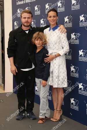 Editorial picture of FF The Childhood of a Leader Photo Call, Venice, Italy - 5 Sep 2015