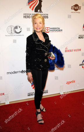 Lois Pope attends the American Humane Association's 4th Annual Hero Dog Awards at the Beverly Hilton Hotel, in Beverly Hills, Calif