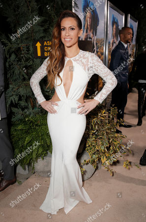 Kimberly Cole attends the Los Angeles Premiere of Fox Searchlight's 'Wild' at AMPAS Samuel Goldwyn Theater on in Los Angeles
