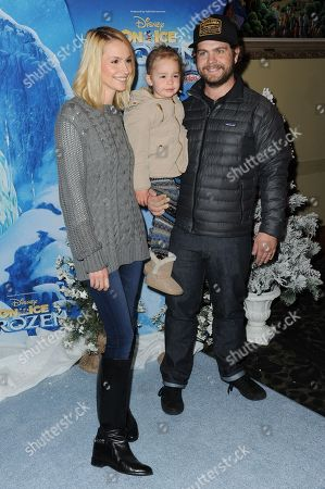 Editorial picture of Frozen Celebrity Premiere Presented by Disney On Ice, Los Angeles, USA - 11 Dec 2015