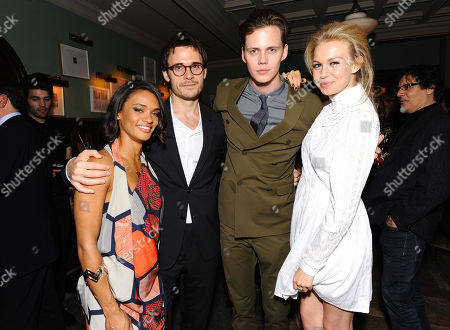 Editorial picture of Hemlock Grove North American Premiere After Party, Toronto, Canada - 16 Apr 2013