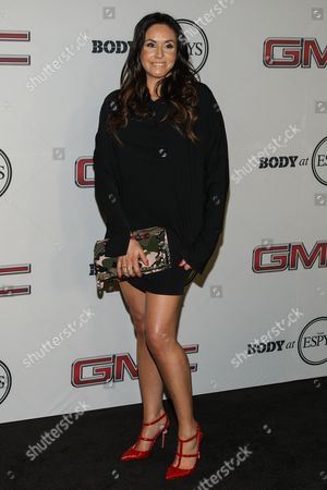 Professional volleyball player Lindsey Berg at the Body at ESPYS Party sponsored by Hennessy V.S on at Lure in Los Angeles, CA