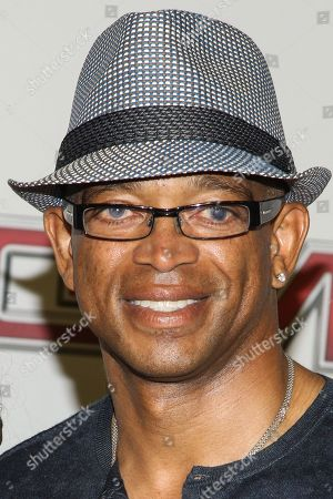 Sportscaster Stuart Scott at the Body at ESPYS Party sponsored by Hennessy V.S on at Lure in Los Angeles, CA