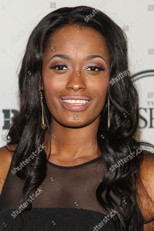 Basketball player Swin Cash at the Body at ESPYS Party sponsored by Hennessy V.S on at Lure in Los Angeles, CA