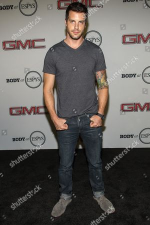 Stock Picture of Actor Tilky Jones at the Body at ESPYS Party sponsored by Hennessy V.S on at Lure in Los Angeles, CA