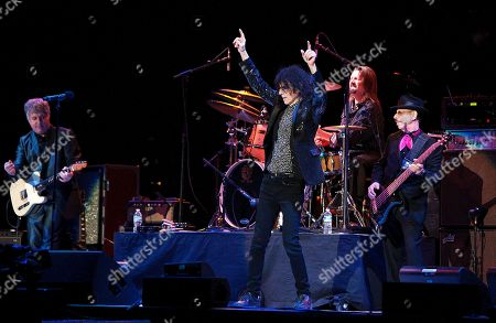 Editorial picture of J. Geils Band in Concert - Duluth, GA, Atlanta, USA - 31 Jan 2015