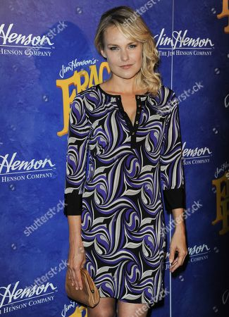Laura Allen arrives at Jim Henson's Fraggle Rock 30th Anniversary at Hollywood Roosevelt Hotel on in Los Angeles