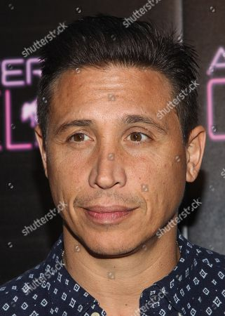 """Actor Erik Palladino arrives at the premiere of """"Afternoon Delight"""" at the ArcLight Hollywood on in Los Angeles"""